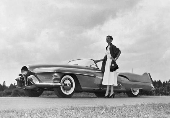 Buick Lesabre - Concept car 1951 Pictur10