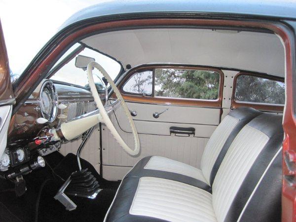 Chevy 1949 - 1952 customs & mild customs galerie Pictur12