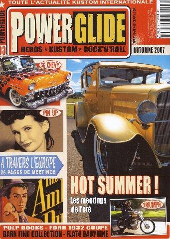 Powerglide magazine Powerg10