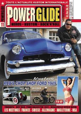 Powerglide magazine Powerg11