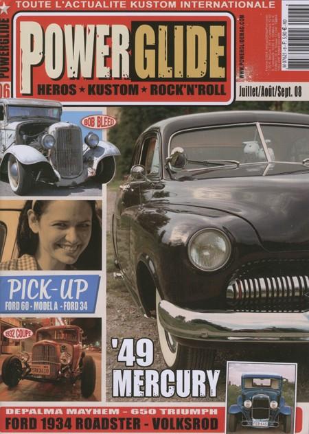 Powerglide magazine Powerg12