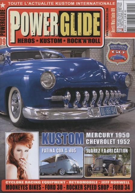 Powerglide magazine Powerg13