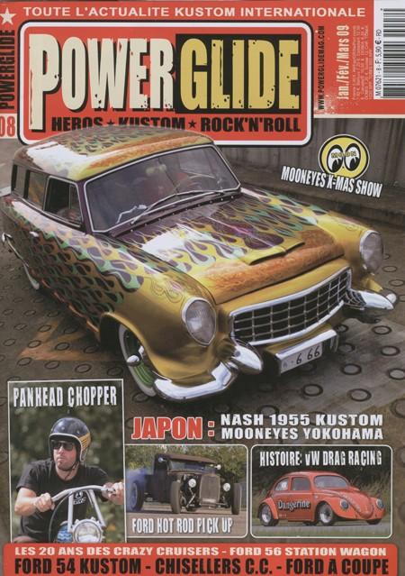 Powerglide magazine Powerg14