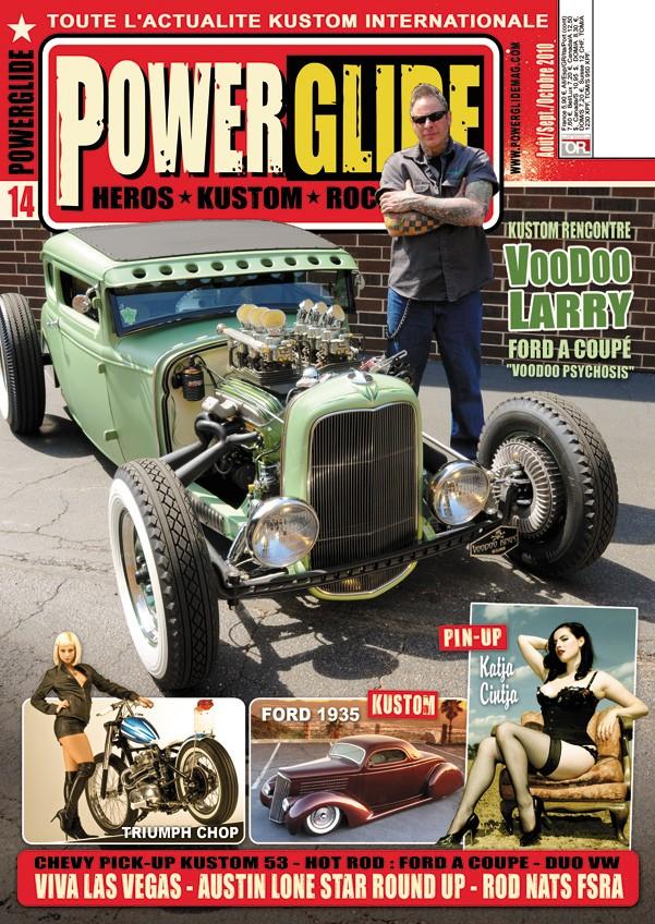 Powerglide magazine Pwg1410