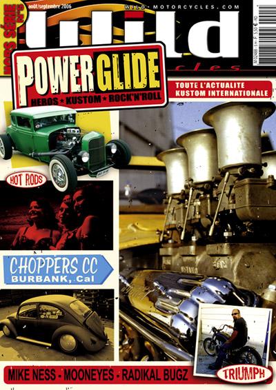 Powerglide magazine Pwgcou10