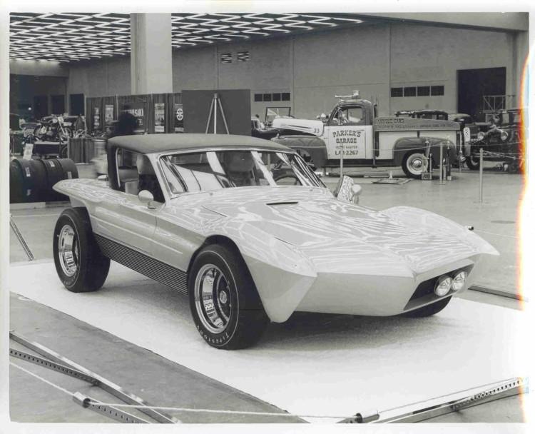 Car Craft Dream Rod - Bill Cushenbery Python10