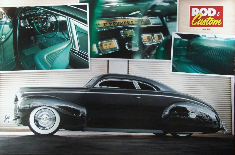 Ford & Mercury 1939 - 40 custom & mild custom Rc110