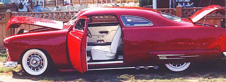 Mercury 1949 - 51  custom & mild custom galerie Rhin2010