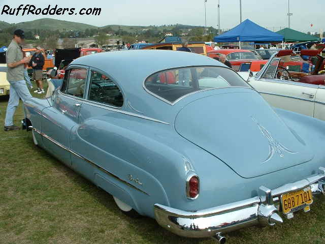 Buick 1950 -  1954 custom and mild custom galerie S141010