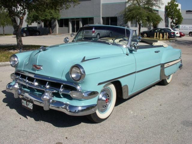 Les Chevrolet de 1949 à 1959 stock Sb5lhm10