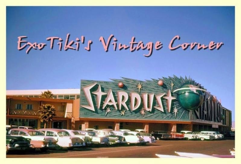 Exo Tiki's Vintage Corner - design fifties USA Stardu10