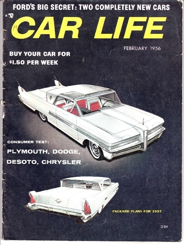 Revue Car Life 1950's et 1960's T2ec1610