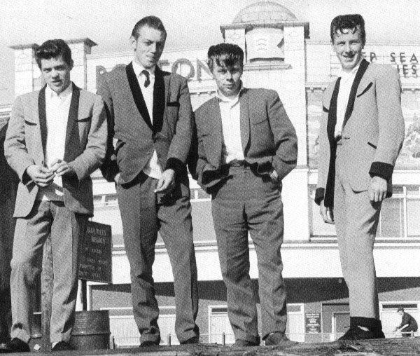 Teddy Boys Teds1910