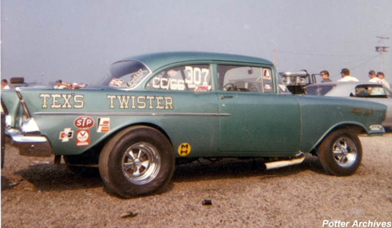 57' Chevy Gasser  Texstw10
