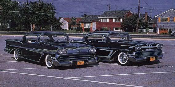 Custom Cars of the 1950's - Andy Southard & Tony Thacker Thumb10