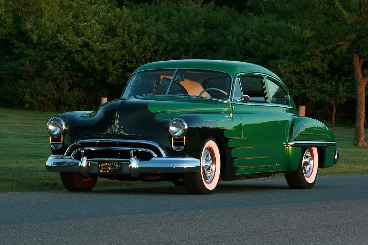 Oldsmobile 1948 - 1954 custom & mild custom Toadfo10
