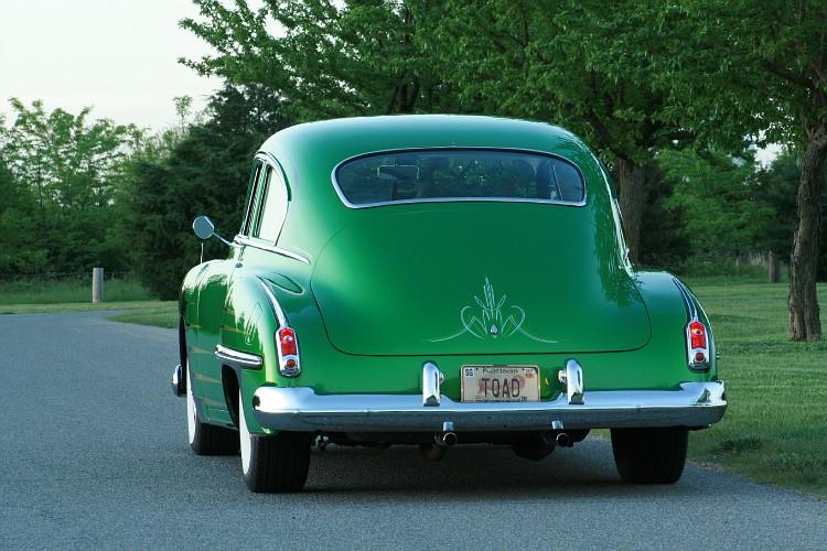 Oldsmobile 1948 - 1954 custom & mild custom Toadfo11