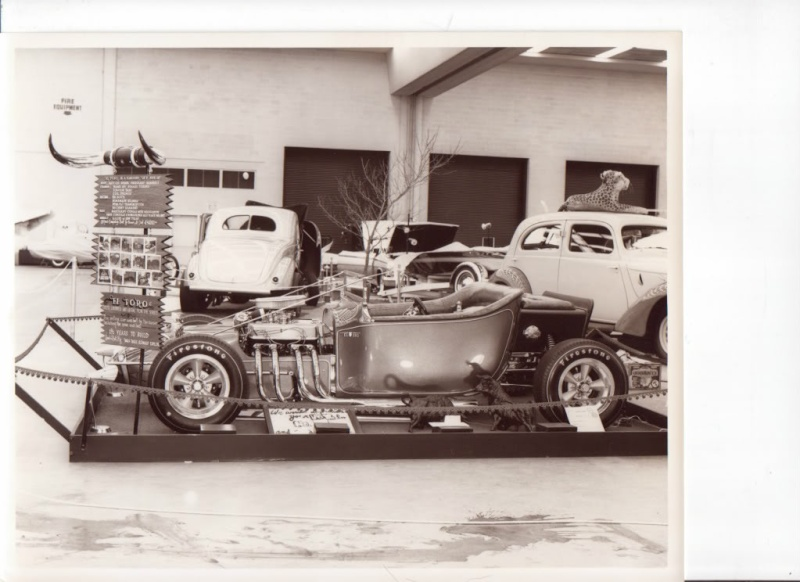 Photos Sixties de hot rod show de Robert Hegge Top-1110