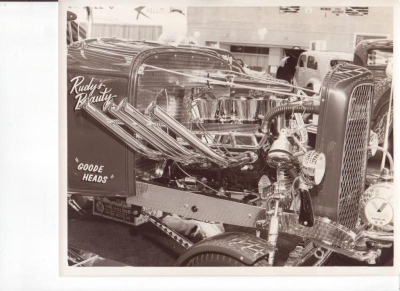 Photos Sixties de hot rod show de Robert Hegge Top-1210