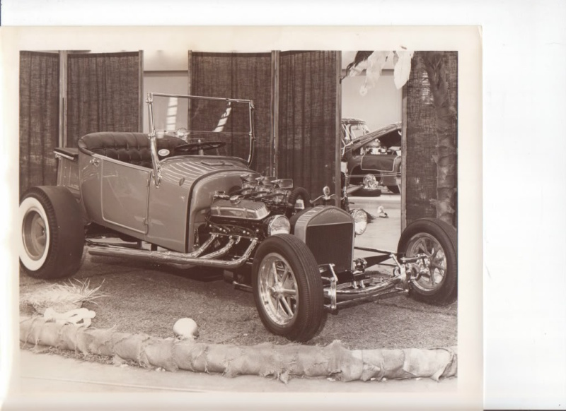 Photos Sixties de hot rod show de Robert Hegge Top-1310