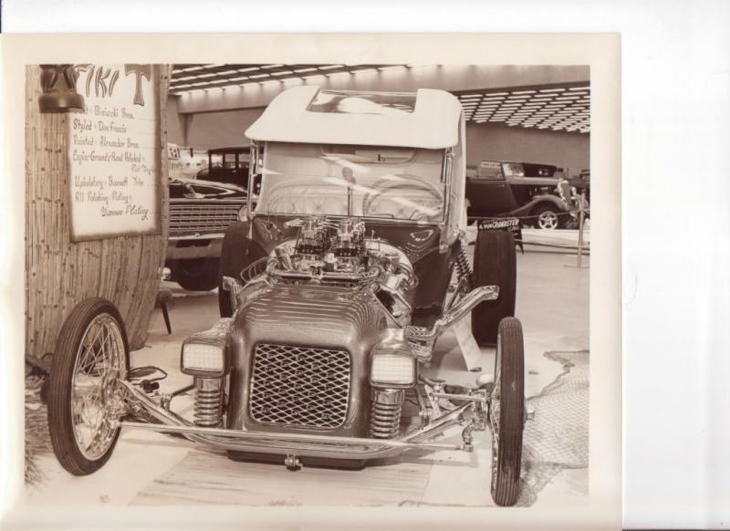 Photos Sixties de hot rod show de Robert Hegge Top-1610