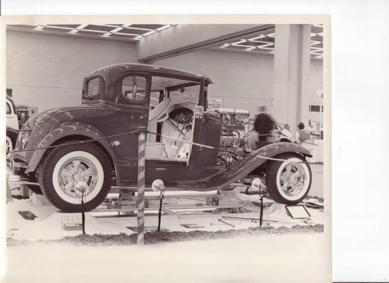 Photos Sixties de hot rod show de Robert Hegge Top-1710