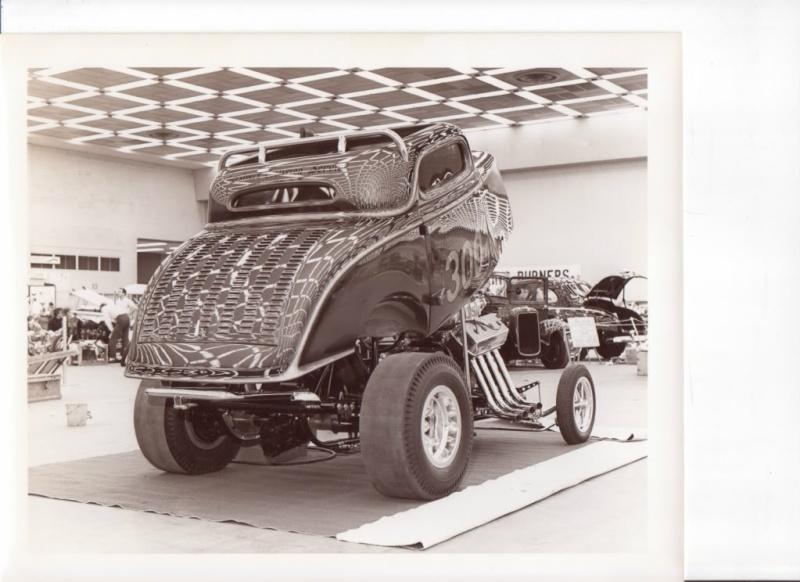 Photos Sixties de hot rod show de Robert Hegge Top-2010