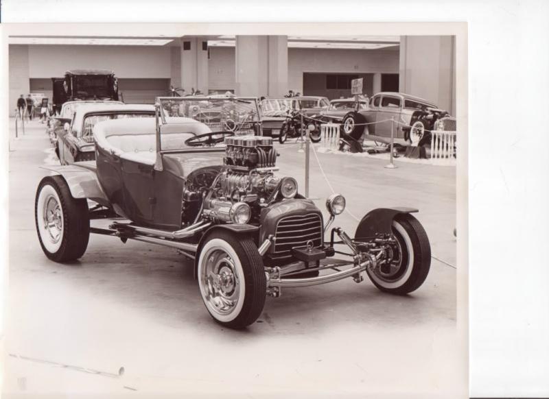 Photos Sixties de hot rod show de Robert Hegge Top-2310