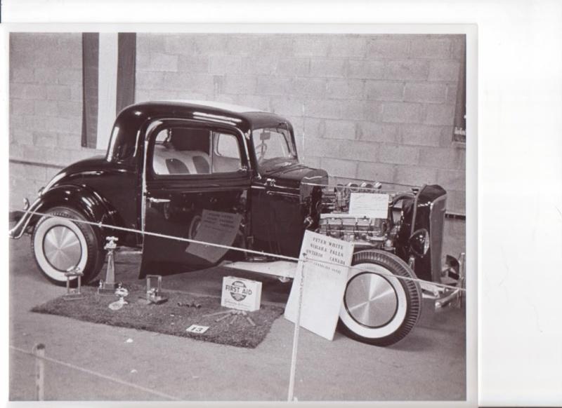 Photos Sixties de hot rod show de Robert Hegge Top-3310