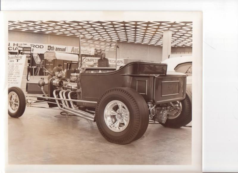 Photos Sixties de hot rod show de Robert Hegge Top-3410
