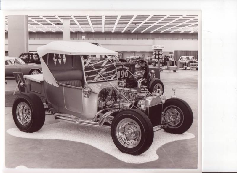 Photos Sixties de hot rod show de Robert Hegge Top-3510