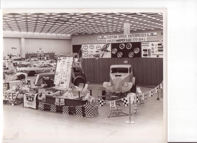 Photos Sixties de hot rod show de Robert Hegge Top-3610