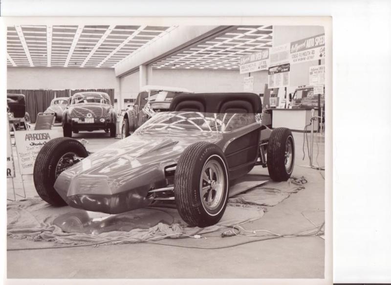 Photos Sixties de hot rod show de Robert Hegge Top-3910