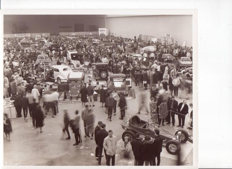 Photos Sixties de hot rod show de Robert Hegge Top-5-10