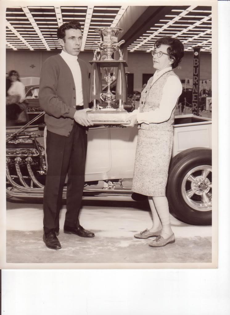 Photos Sixties de hot rod show de Robert Hegge Top-810