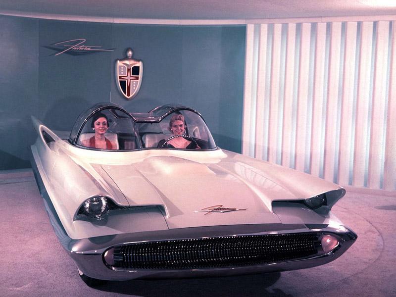 Lincoln Futura 1955 Tumblr11
