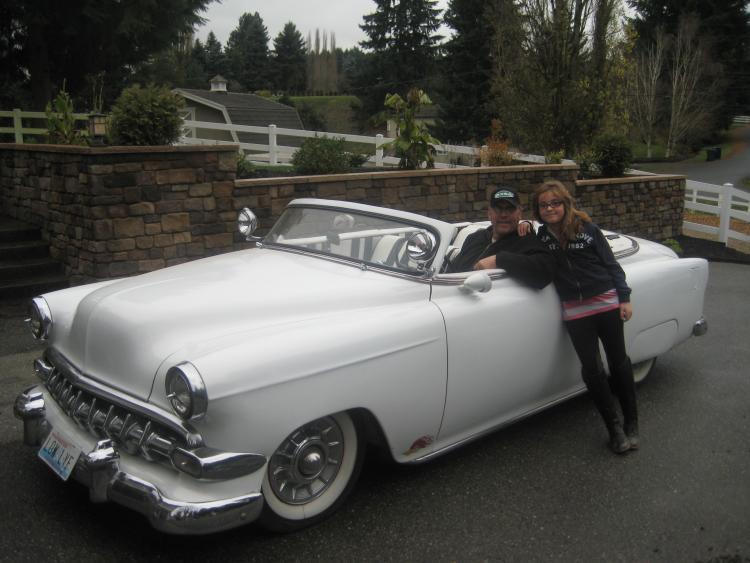 Chevy 1953 - 1954 custom & mild custom galerie User1310