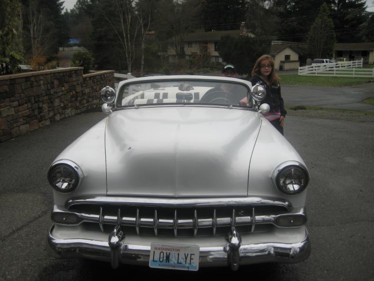 Chevy 1953 - 1954 custom & mild custom galerie User1311