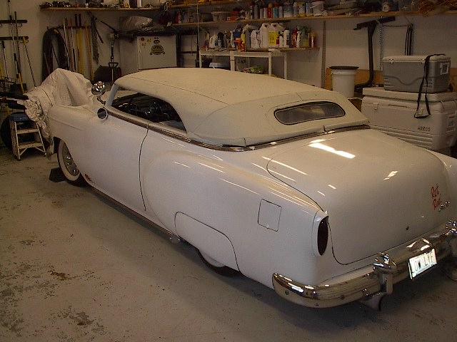 Chevy 1953 - 1954 custom & mild custom galerie User1312
