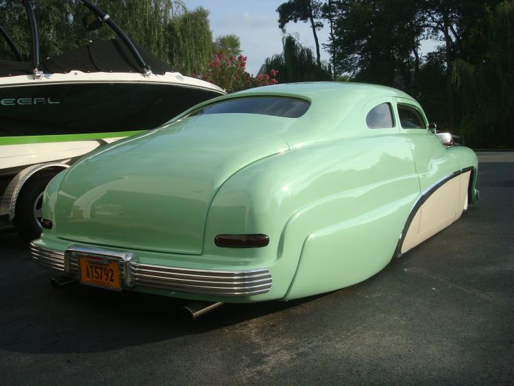Mercury 1949 - 51  custom & mild custom galerie User2011