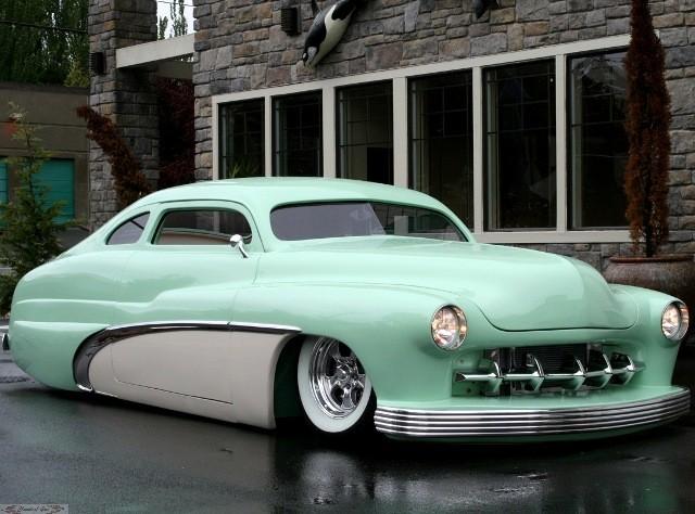 Mercury 1949 - 51  custom & mild custom galerie User2012