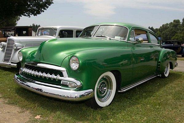 Chevy 1949 - 1952 customs & mild customs galerie User6910