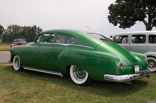 Chevy 1949 - 1952 customs & mild customs galerie User6911