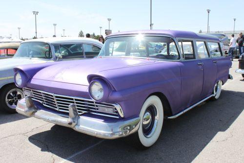 Ford 1957 & 1958 custom & mild custom  Viva2012