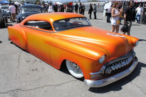 Chevy 1953 - 1954 custom & mild custom galerie Viva2014