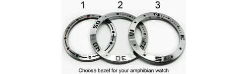 Les boîtiers d'amphibias 7-cate10