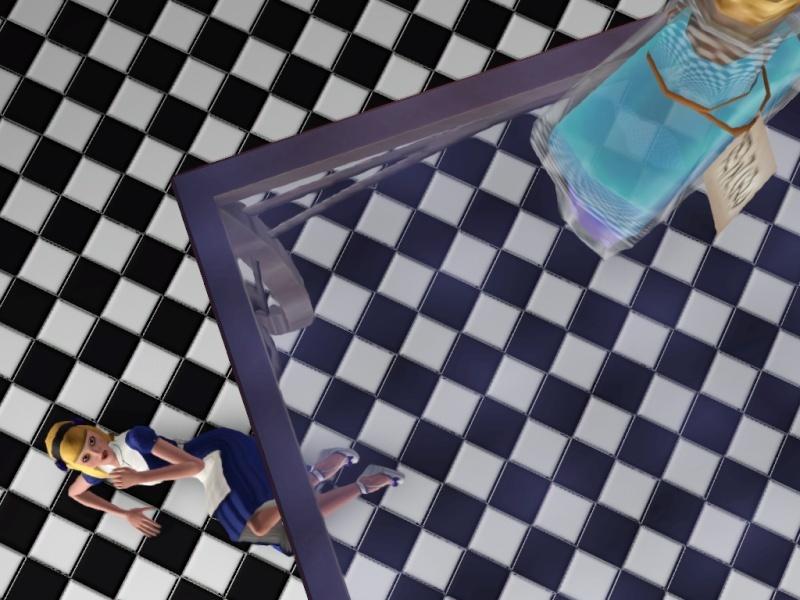 Seul sur un champignon - Galerie de diat Alice_10