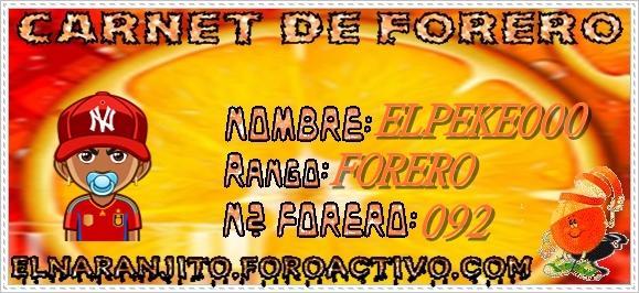 CARNET DE FORERO DE ELPEKE000 Elpeke10