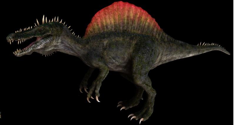 James' Dinosaurs Spinos10