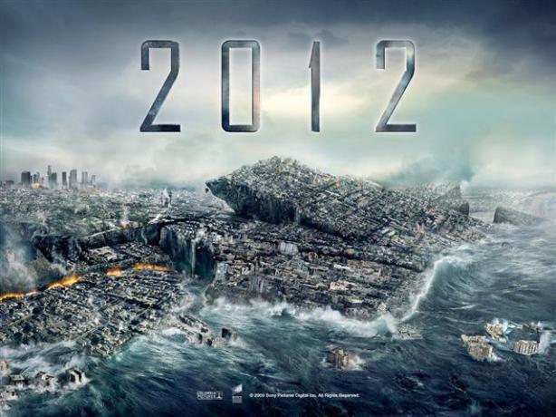 La fin du monde . 2012-f10